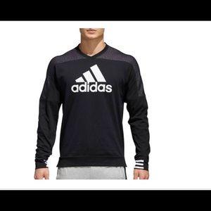 Adidas Sport ID Men's Crew Neck Sweatshirt.